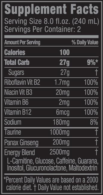 Nutrition 2 Go