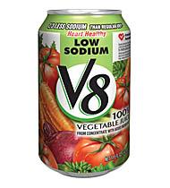 V8-Tomato Low Sodium | Nutrition 2 Go
