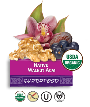 Organic Native Acai Walnut
