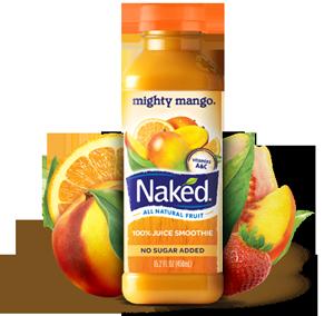 Naked Juice Mighty Mango Smoothie - 64 oz. - Sams Club